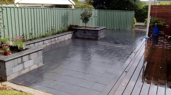 Landscaping services sa civil earthworks and landscaping for Paving and landscaping adelaide